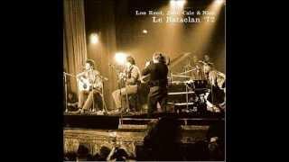 Lou Reed, John Cale & Nico (Le Bataclan