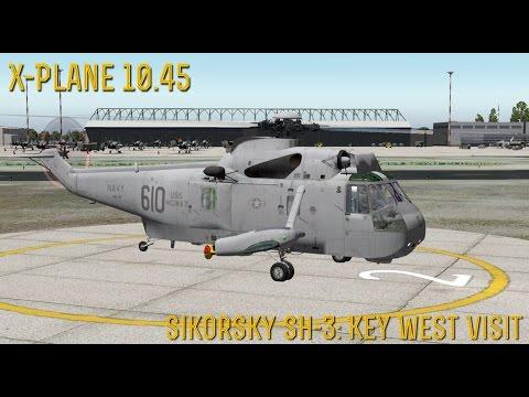[X-Plane 10] Part 6- Key West Visit