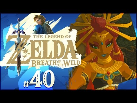 The Legend of Zelda: Breath of the Wild - Part 40 | Gerudo Town Exploration!