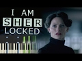 Sherlock - Irene Adler's Theme - Piano (Synthesia)