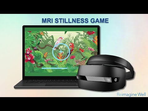 Reimagine Well Launches Ground-Breaking VR Based MRI Stillness...