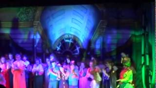 Stage Stars Aladdin 2013 Bows