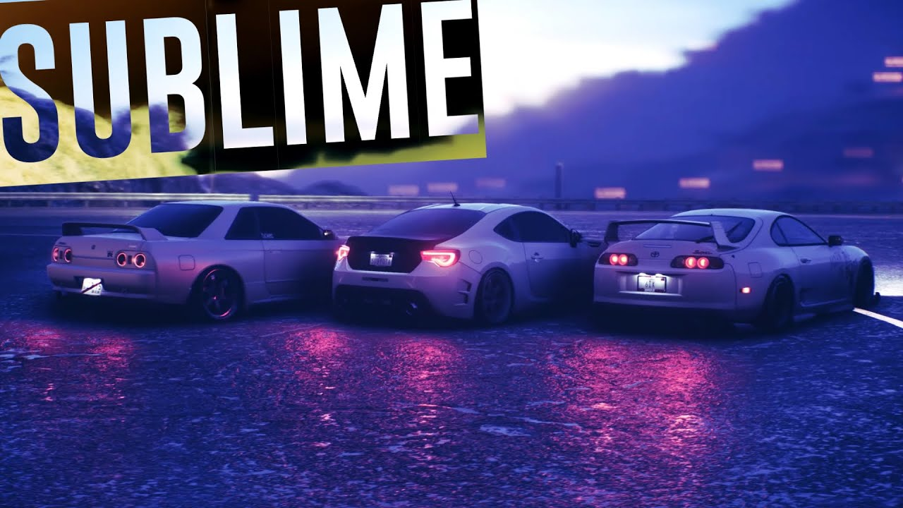 SUBLIME / NEED FOR SPEED