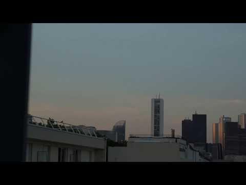 Drone à Paris - La Defense