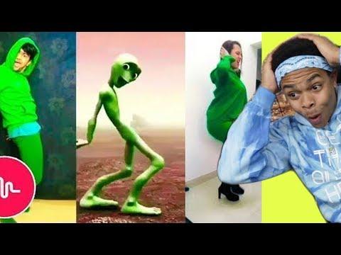 Dame Tu Cosita Dance Challenge Musical.ly 2018 DameTuCosita