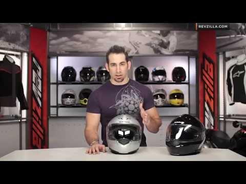 Schuberth C3 Pro Helmet Review at RevZilla.com