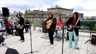 Baixar Them Beatles ''Rooftop'' Show, Liverpool Central Library Beatleweek 2015