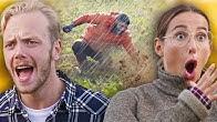 ALDRIG VARIT PÅ LANDET!! | THE GREEN CHALLENGE | Ep 1