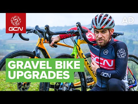 Get More From Your Gravel Bike | Upgrades For Your Ride