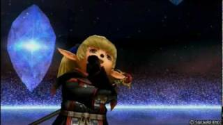 Dissidia 012: Duodecim Final Fantasy - vs. Terra Encounter Quotes