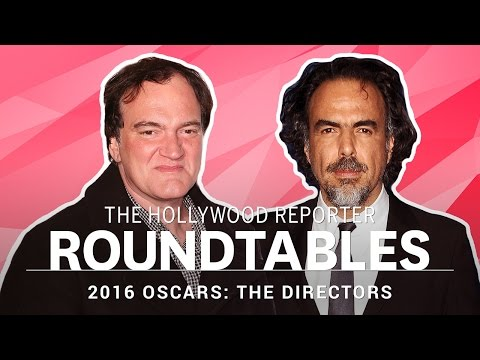 Quentin Tarantino, Ridley Scott, Danny Boyle, and More Directors on THR's Roundtables I Oscars 2016