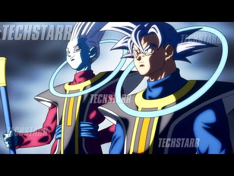 Download Whis Shows Goku PERFECTED Ultra Instinct From The Angels
