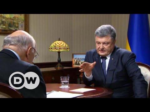 Петро Порошенко відповідає