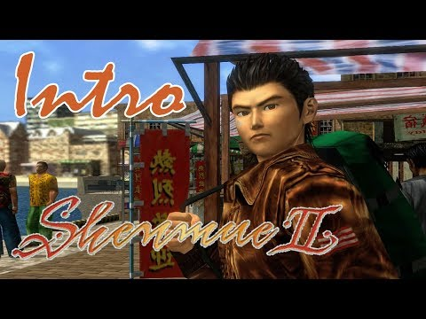 [01] Shenmue II HD - MY ACTUAL FAVORITE VIDEO GAME - Let's Play Gameplay Walkthrough (PC)