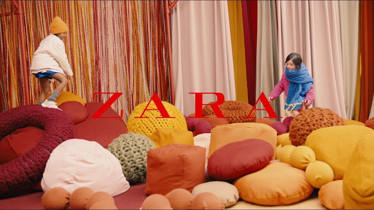 Zara Kinderkleding.Zara Kids Fall Winter Campaign 2018 Youtube