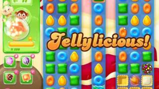 Candy Crush Jelly Saga Level 334 - NO BOOSTERS