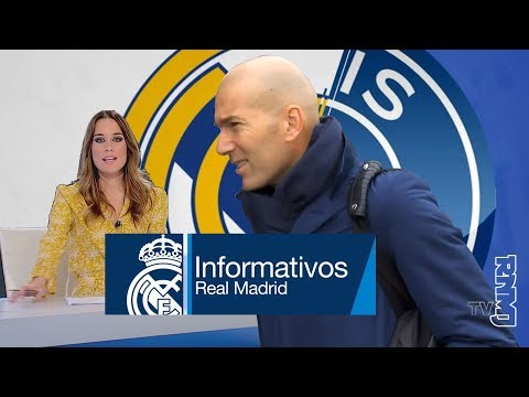 Real Madrid TV Noticias (05/03/2018) Informativo previa Champions Real Madrid vs. PSG