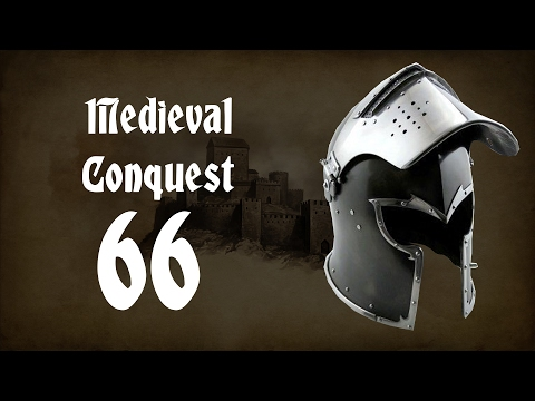 Ep. 66 - Siege of  Clare Castle - Medieval Conquest - Mount & Blade Warband Mod