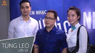 """Tùng Leo Offical - Đêm nhạc Những con đường mang tên """"Đừng Có Nhớ"""" P1"""