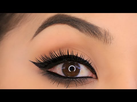 Quick and Easy: Winged Liner