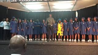 University of Limpopo choir(UL Choristers) - Ithemba Lami