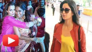 Katrina Kaif Reaches Hyderabad For Salman Khan