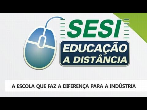 Vídeo Sesi cursos online