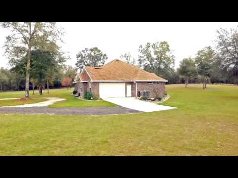 10 Acres And Home For Sale Lake City Fl