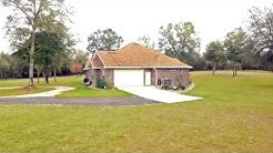 10 Acres and home for sale Lake City, Fl