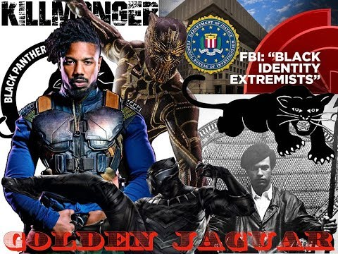 BROTHER RED PILL SPEAKS ON #KILLMONGER #BLACKPANTHER ANALYSIS