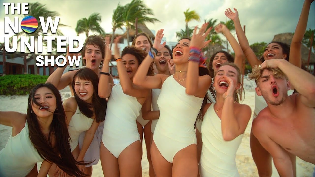 Download Made It To Mexico & WOW We Are In PARADISE!!!! - Season 4 Episode 8 - The Now United Show