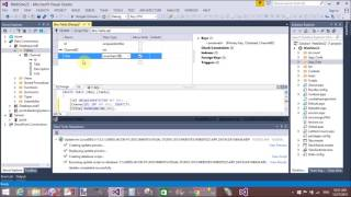 ASP.NET XML FEED Database create part-1
