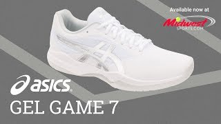 Asics Gel Game 7 Shoes | Midwest Sports
