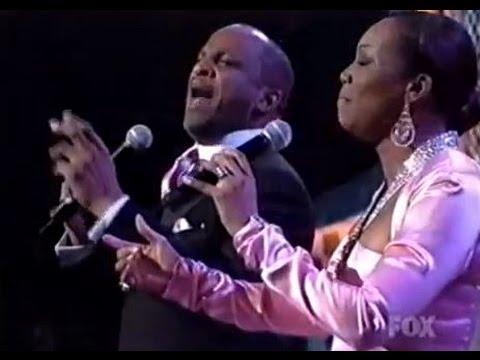 Donnie McClurkin, Yolanda Adams, & Kirk Franklin - Medley