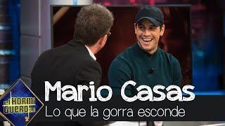 Mario Casas está calvo por el papel de su próxima película - El Hormiguero 3.0