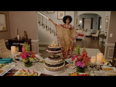 Download Bow Throws a Party - black-ish