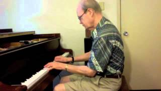 "ETarte plays ""Ole Buttermilk Sky"" by Hoagy Carmichael"