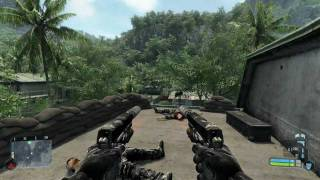 Crysis Walkthrough: Level 2 - Recovery [Part 2] HD 5870 Max (1080p)