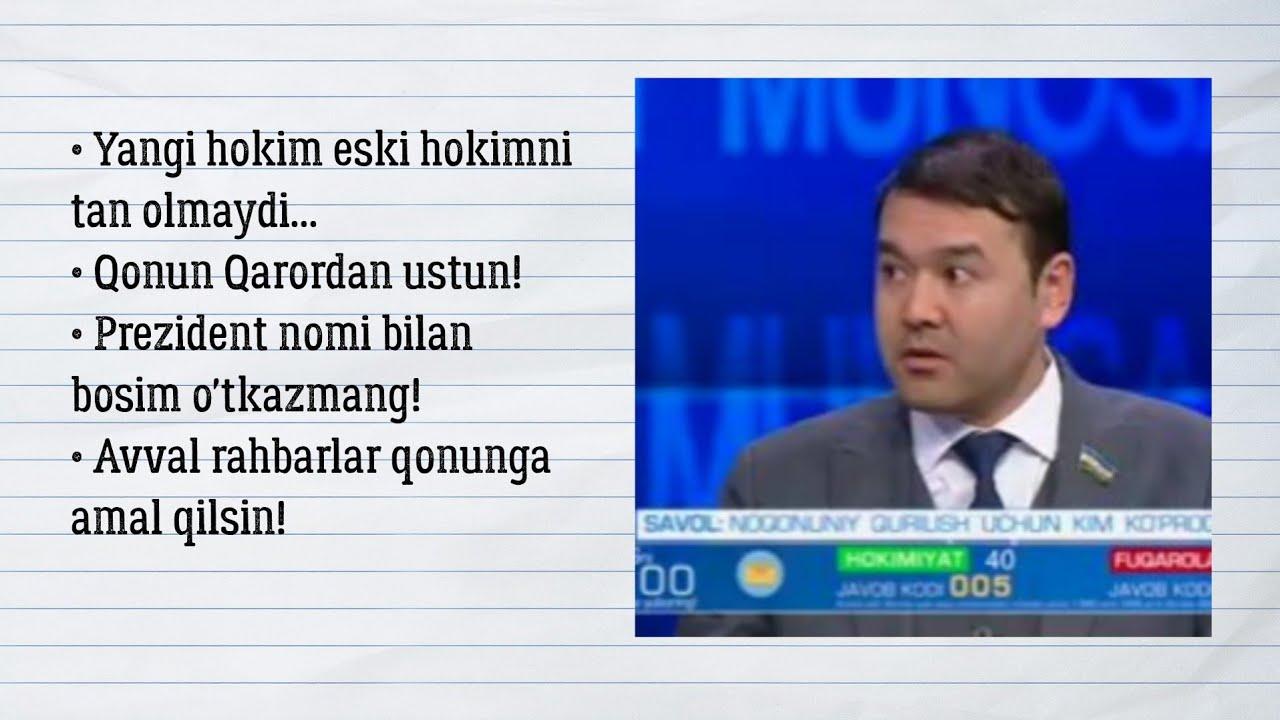 Rasul Kusherbayev - Yorvordi!