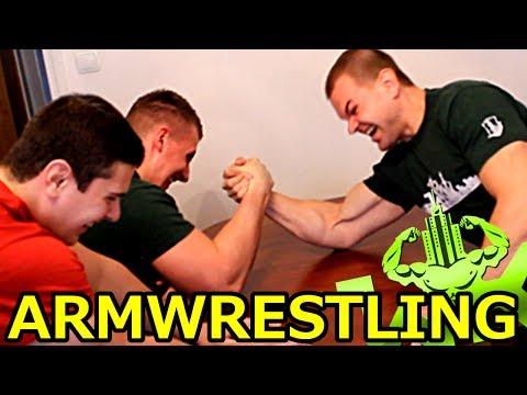 ARMWRESTLING WK - Turniej siłowania na ręke thumbnail