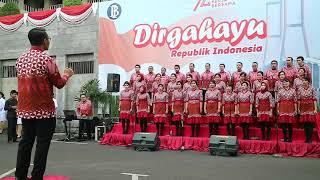 BMPD Jatim Choir - Indonesia Pusaka