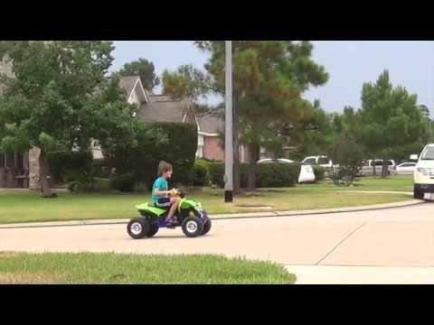 Fisher Price Teenage Mutant Ninja Turtle Power Wheels