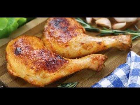 Как правильно жарить курицу