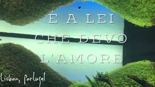 È A Lei Che Devo L'Amore (Cover)...