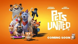 Pets United  Trailer (Official) | 123MOVIES Trailers