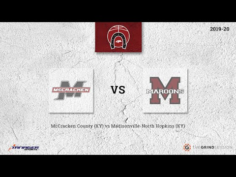 Madisonville-North Hopkins (KY) Vs McCracken County (KY) Girls