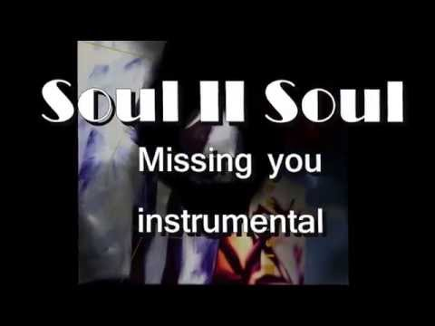 Soul II Soul - Missing you (instrumental)