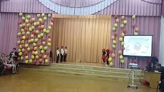Школа 2100  выступление 2А класса (день матери)