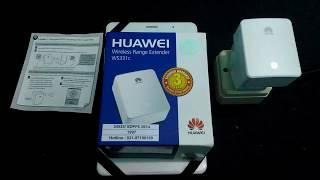 Cara Setting Repeater/Wifi Range Extender HUAWEI WS331C