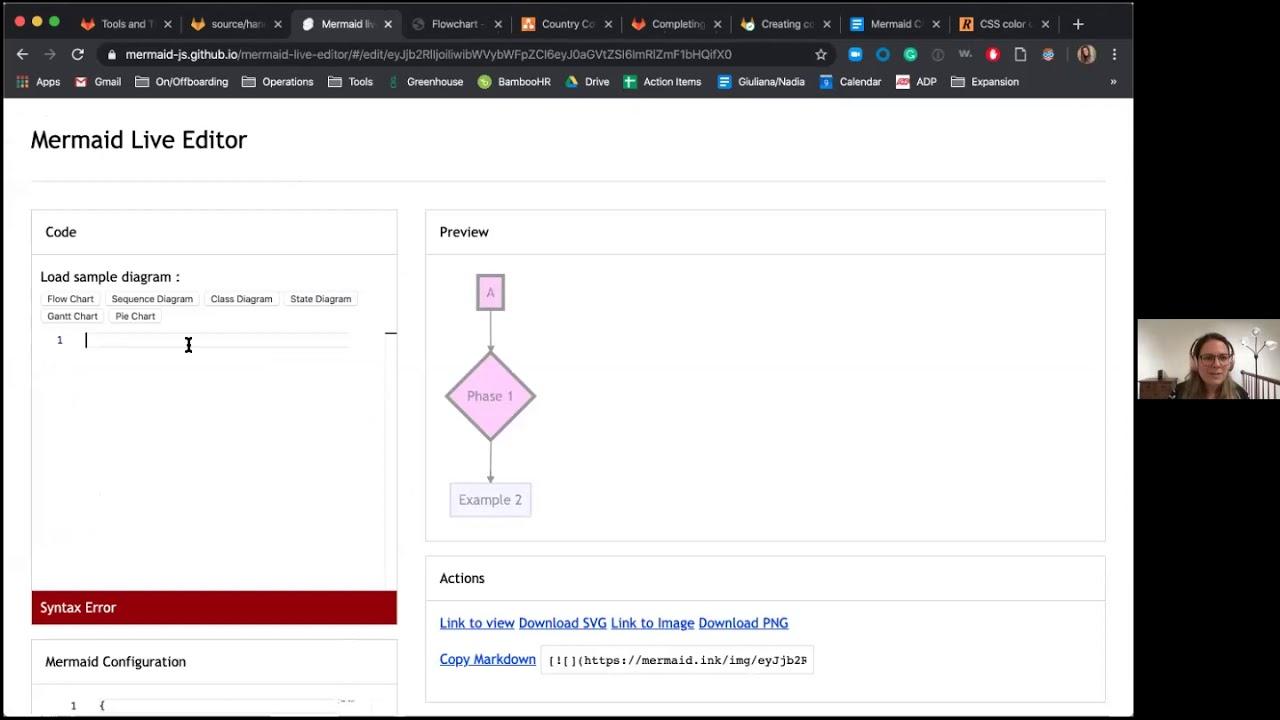 How To Create Mermaid Diagrams Youtube